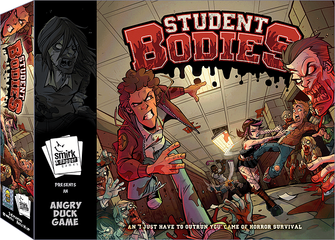 Student Bodies Board Game - Top 5 board game for teens!