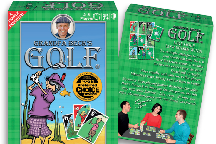 Golf Card Game Review: A relaxing, low-key game perfect for