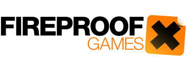 Fireproof Games Logo