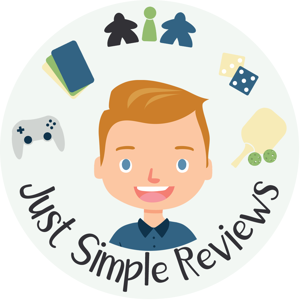 Just Simple Reviews Logo