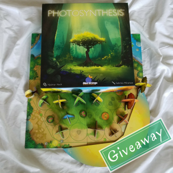 Photosynthesis Board Game Giveaway