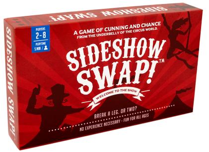 Sideshow Swap Card Game