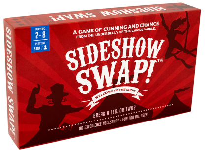 Sideshow Swap Card Game