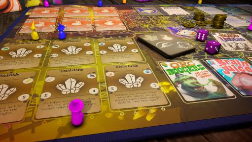 Kill Merlin! Board Game Review