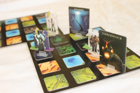 Stratos: Light in the Darkness Board Game Review