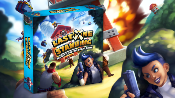 Last One Standing Board Game Review