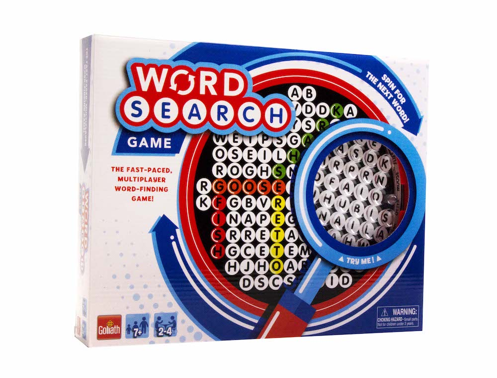Wordsearch Game Review