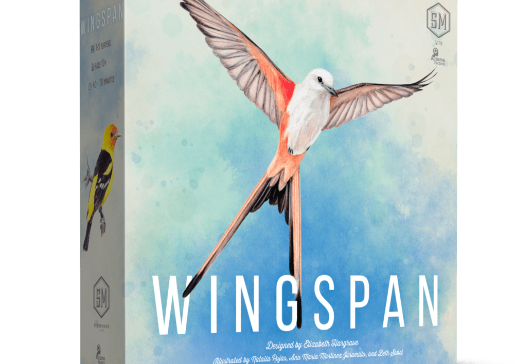 Wingspan Board Game Review