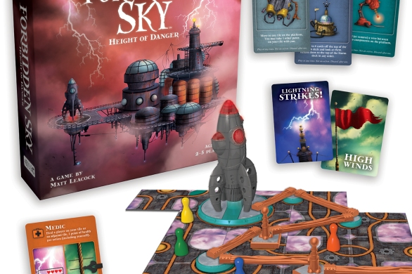 Forbidden Sky Game Review