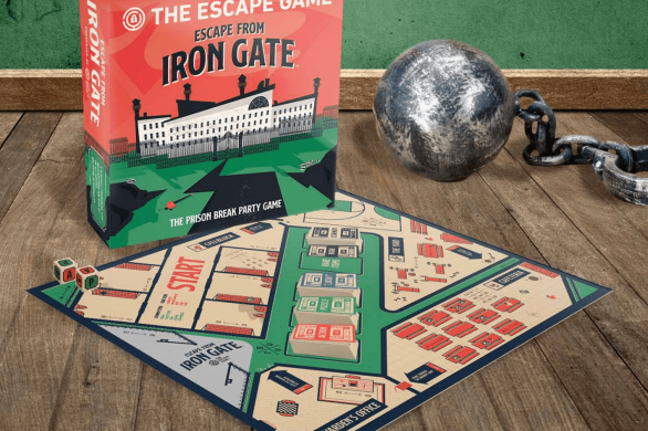 Escape from Iron Gate Game Review