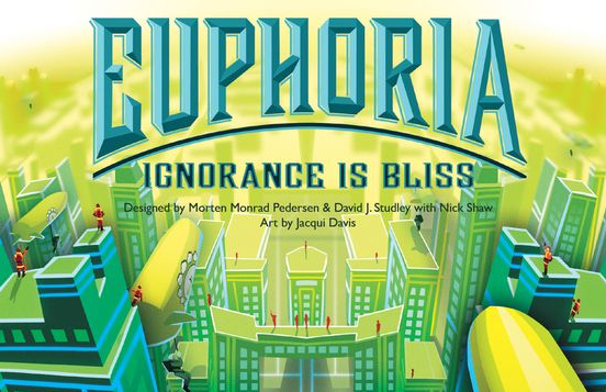 Euphoria: Ignorance is Bliss Game Review