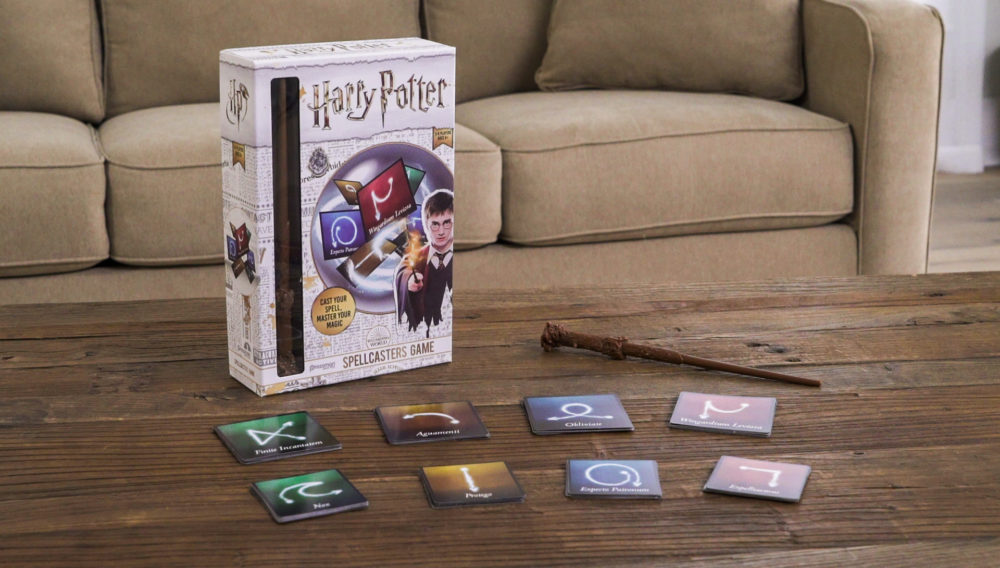 Harry Potter Spellcasters Game Review